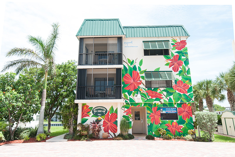 Edgewater Inn Fort Myers Beach Vacation Condo Als