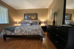 Marina Bay - Master Bedroom